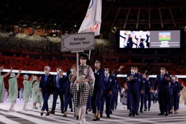 Tokyo Olympics: Refugee Team demoralised by vaccine snub