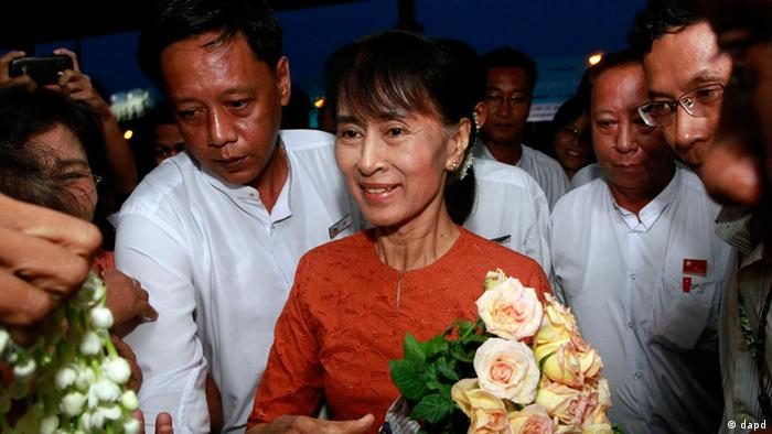 Tsohuwar shugabar Myammar Aung San Suu Kyi za ta gurfana a gaban kuliya a yau