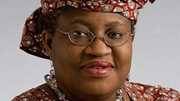 Ngozi Okonjo-Iweala ta kama hanyar jagorantar kungiyar WTO