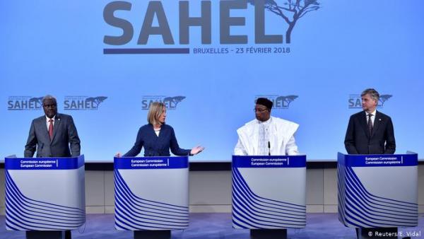 EU da MDD za su tallafa wa Nijar, Mali da Burkina Faso