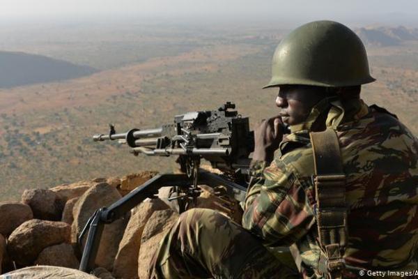 Harin Boko Haram ya kashe sojojin Kamaru