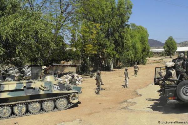 Boko Haram ta kashe sojoji a Najeriya