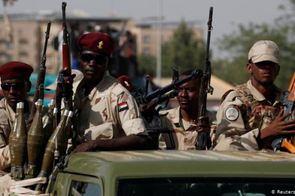 Sudan: Hankula sun kwanta a Darfur