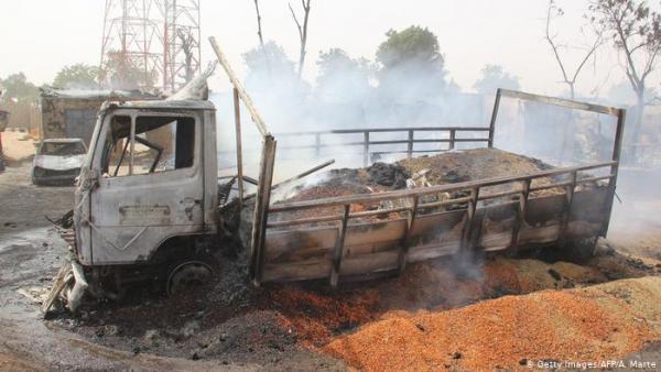 'Yan bindiga sun kashe manoma 40 a Borno