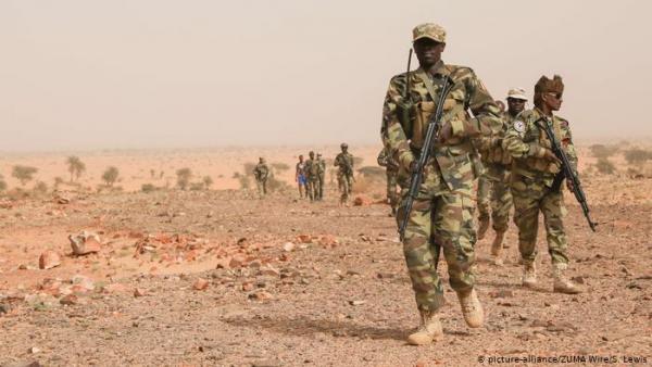 Hari ya hallaka sojoji a Burkina Faso