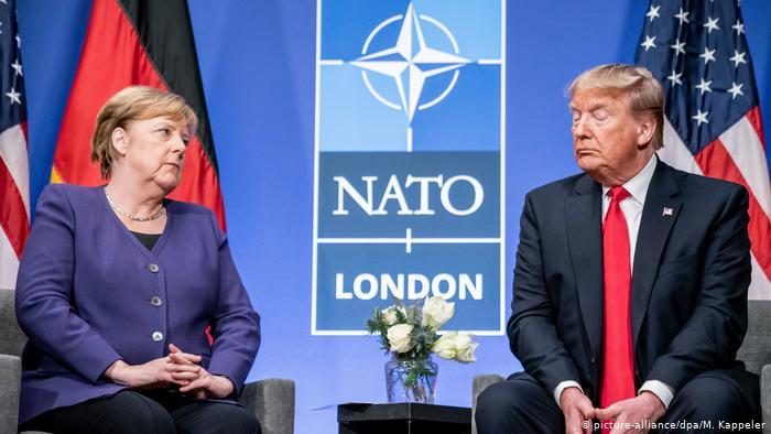 NATO: Duniya na bukatar jagorancin Jamus