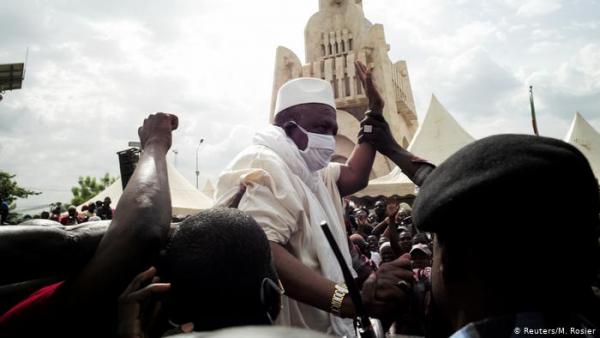 'Yan adawa a Mali sun ce sai Shugaban kasa ya sauka