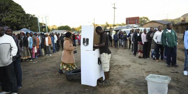 Malawi: Jama'a na zaben shugaban kasa