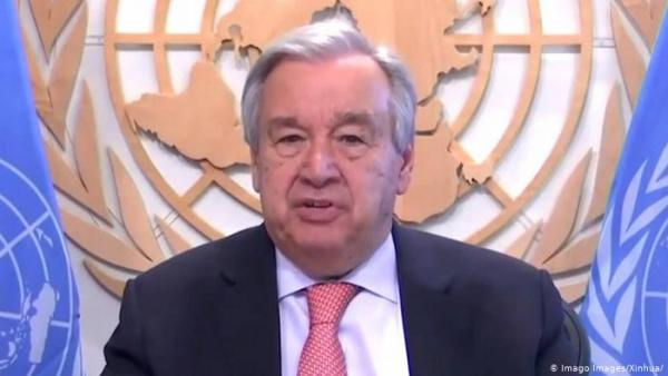 Guterres: zan nemi wa'adi na biyu a MDD