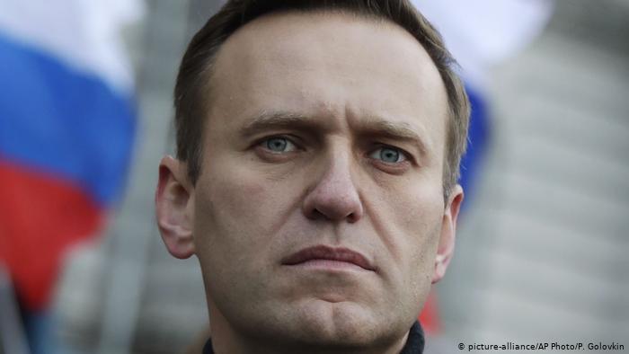 An bukaci Rasha ta yi bayani kan Navalny