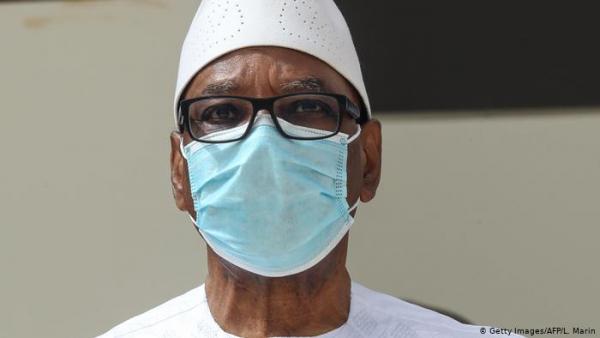 Mali: Za a fita da shugaba Keïta zuwa asibiti