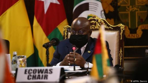 Shugaban ECOWAS na ziyara Mali