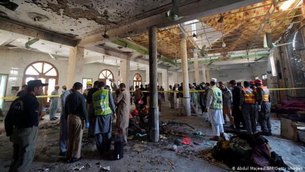 Pakistan: Bam ya hallaka 'yan makaranta