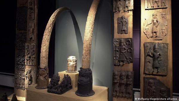 Jamus za ta mayar da kayan tarihi