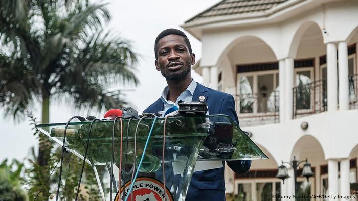 Yuganda: Kotu ta dakatar da daurin talala ga Bobi