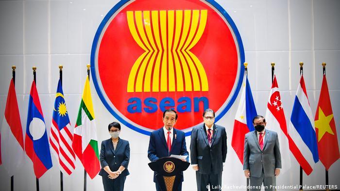 An mayar da Myanmar saniyar ware a jerin kasashen kungiyar ASEAN