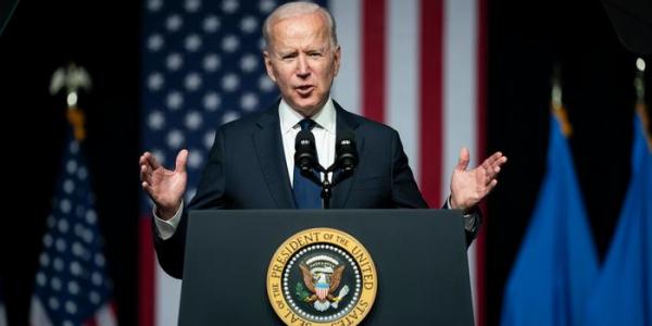 Joe Biden ya soma ziyarar farko da taron G7