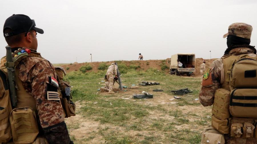 An kashe 'yan ta'addar Daesh 7 a Iraki