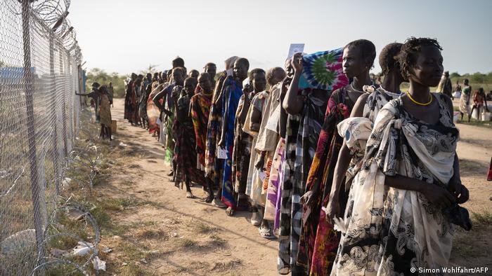 Fargabar karancin abinci a Sudan ta Kudu