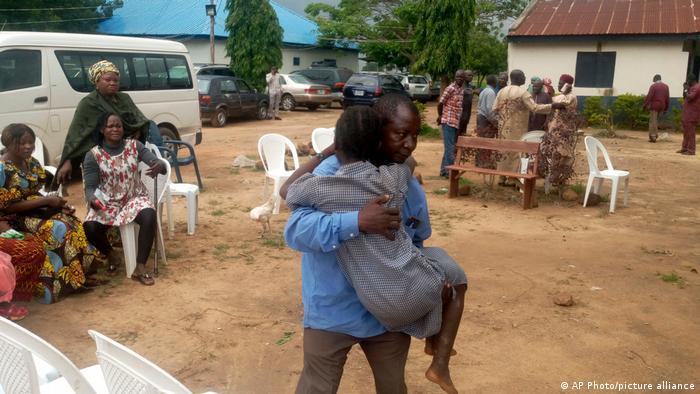 An sako wasu daliban Kaduna a Najeriya