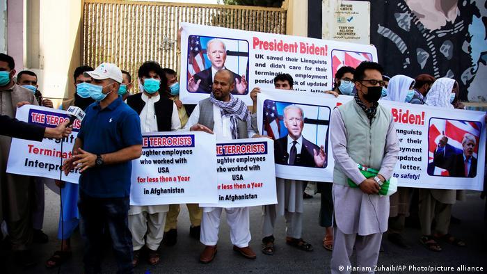 Amirka ta fara kwaso 'yan Afghanistan