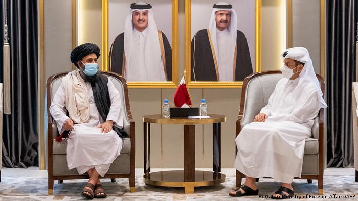 Qatar ta yi wata ganawa da Taliban