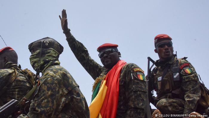 Tattaunawar soja da 'yan Guinea Conakry
