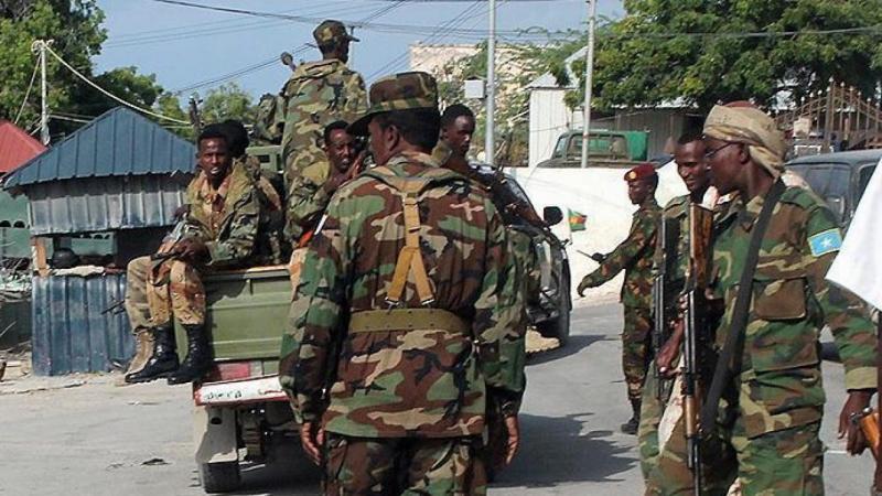 An kashe 'yan ta'addar Al-Shabab 50 a Somaliya