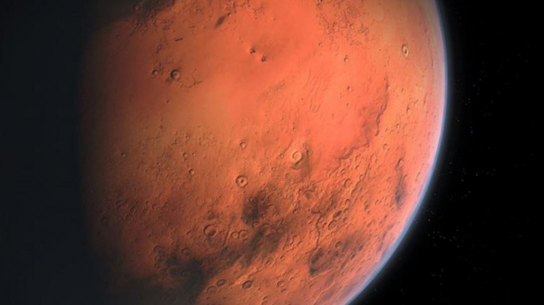 Jirgin binciken China ta shiga duniyar Mars
