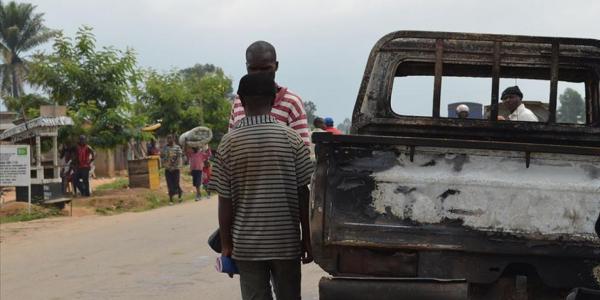 'Yan tawaye sun kashe fararen hula 30 a Jamhuriyar Demokradiyyar Kongo