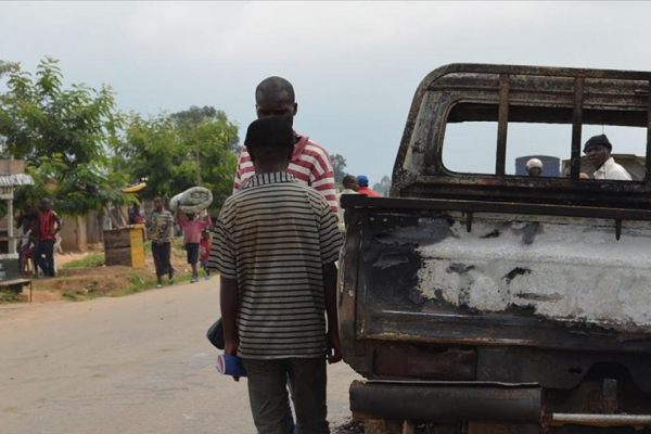 'Yan tawaye sun kashe fararen hula 16 a Jamhuriyar Demokradiyyar Kongo