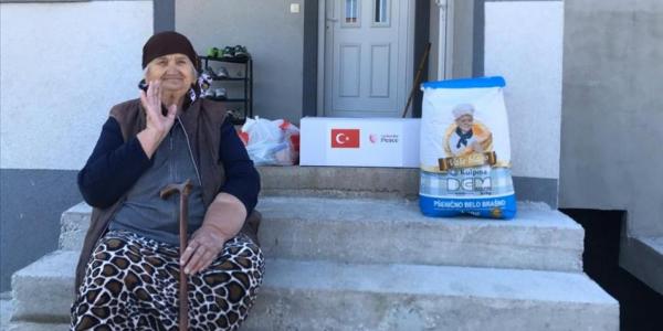 Covid-19: Turkiyya na ci gaba da aika kayan taimako zuwa kasashen duniya