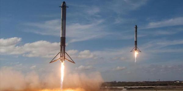 Kamfanin SpaceX ya sake aika taurarin dan adam 60 zuwa sama