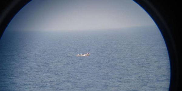 An kaiwa jirgin ruwan Amurka hari a yankin Gulf din Guinea