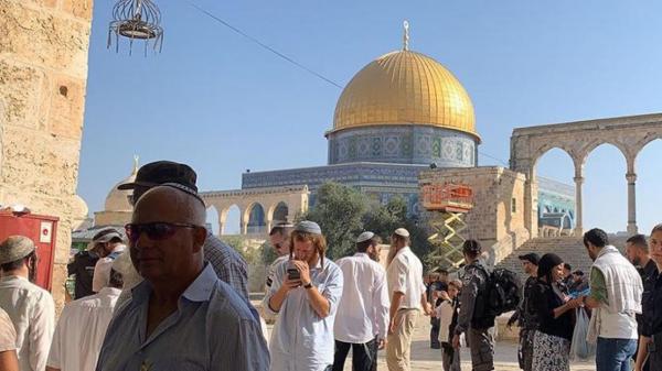 Yahudawa masutsattsauran ra'ayi sun kai farmaki a Masjid Al-Aksa