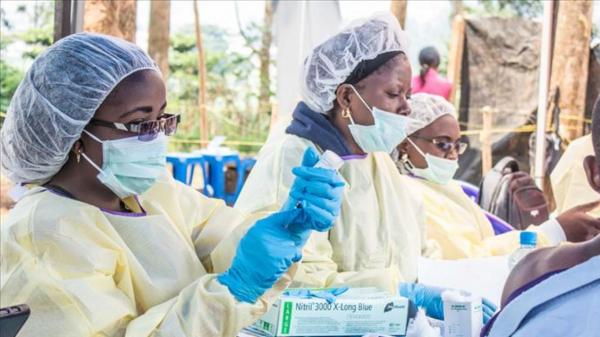 Ebola ta yi ajalin mutane 43 a Jamhuriyar Demokradiyyar Kongo