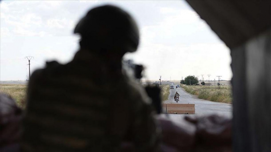 Dakarun Turkiyya sun kame 'yan ta'adda a Siriya
