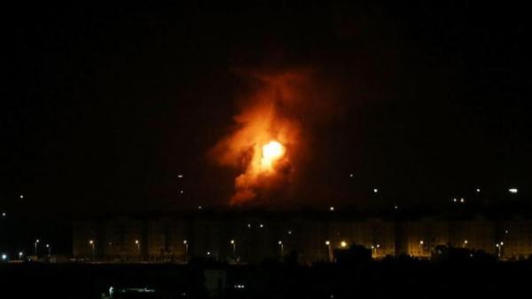 Isra'ila ta yi ruwan bama-bamai a Zirin Gaza