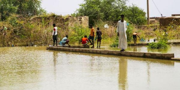 Ambaliyar ruwa ta rushe gidaje dubu 1,500 a Sudan