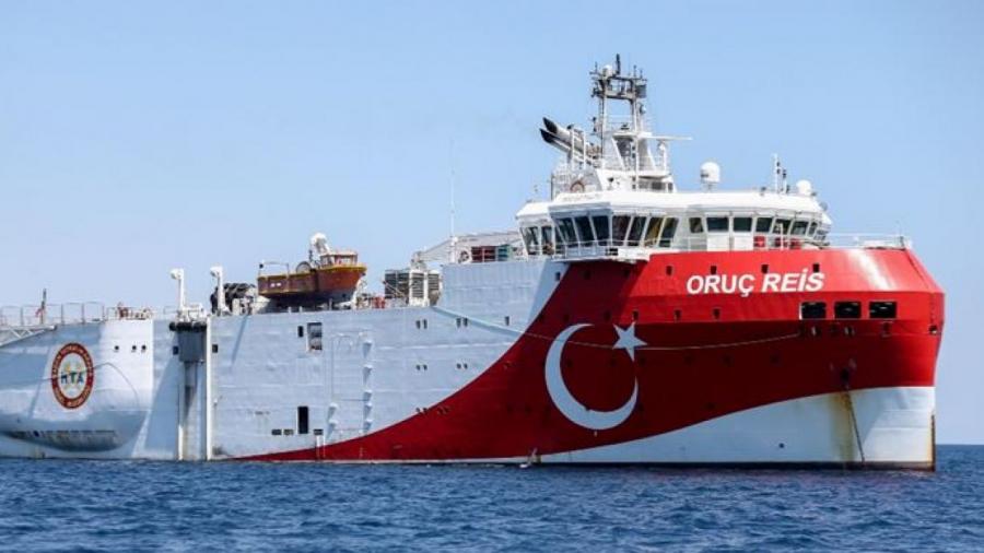 Turkiyya ta mayarwa da Girka martani game da Oruc Reis