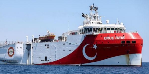Oruc Reis: Turkiyya ta mayarwa da Amurka martani