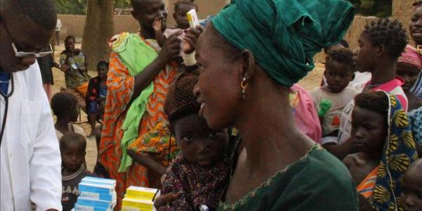 Zazzabin cizon sauron ya yi ajalin mutum 23 cikin mako guda a Mali