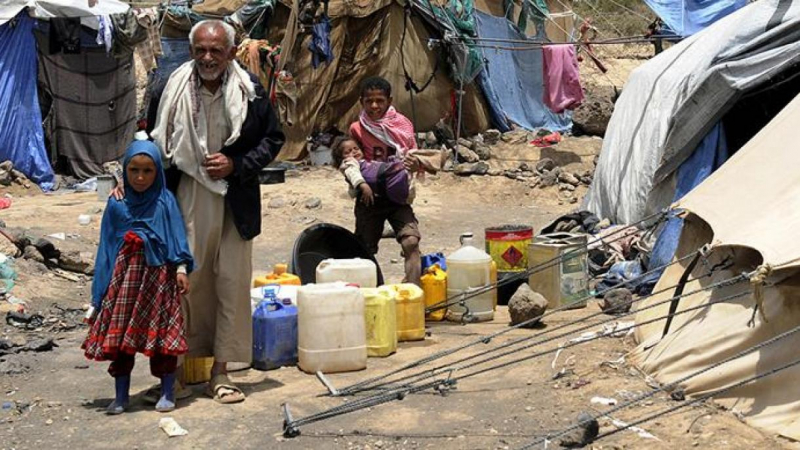 Yara kanana sama da miliyan 12 na bukatar taimakon gaggawa a Yaman