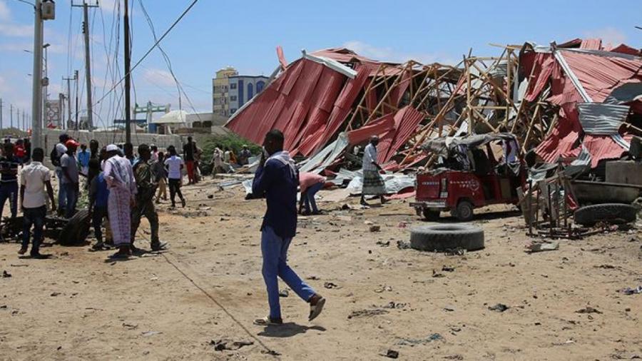 Kungiyar ta'adda ta Al-Shabab ta kashe sojoji 13 a Somaliya