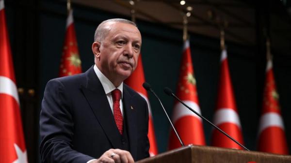 Erdoğan ya kyamaci farmakin da 'yan sanda suka kai wa Masallacin Maulana a Jamus