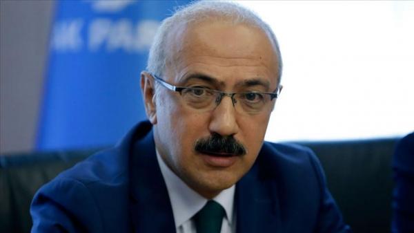 An nada Lutfi Elvan a matsayin Ministan Kudi da Baitul Mali na Turkiyya