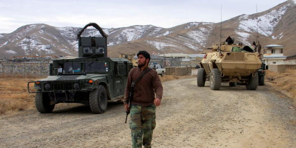 An kashe fararen hula 4 a harin bam a Afganistan