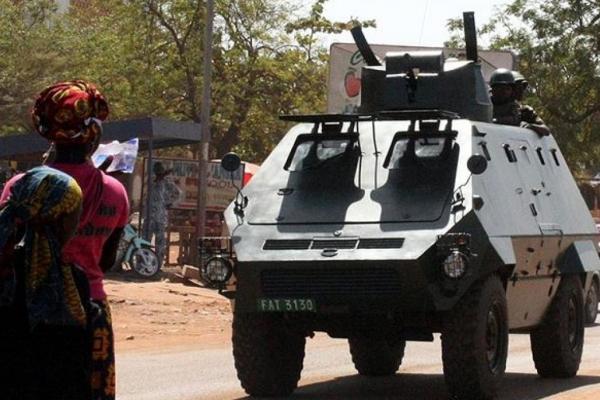 An kashe 'yan ta'adda 15 a Mali