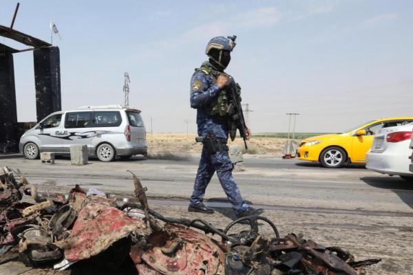 An gano wani babban kabari a Iraki