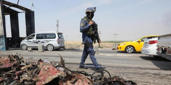 'Yan ta'addar Daesh sun kashe mayakan Hashdi Sha'abi 'yan shi'a 12 a Iraki